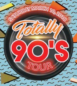 Totally 90's Tour