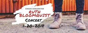 Ruth and Max Bloomquist in Concert