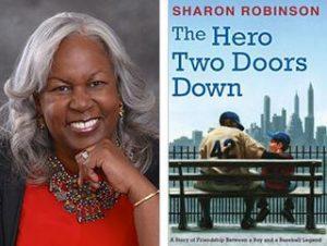 Meet the Author: Sharon Robinson