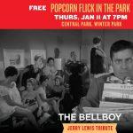 Popcorn Flicks in the Park: The Bellboy