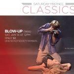 Saturday Matinee Classics: Blow-Up