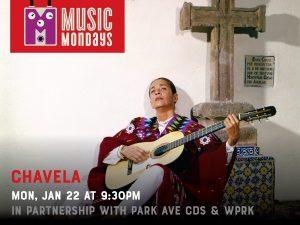 Music Mondays: Chavela