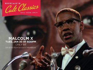 Cult Classics: Malcolm X