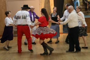 Beginner Square Dance Class