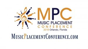 Music Placement Conference 2018