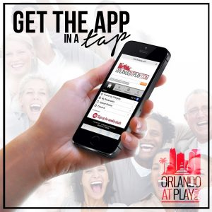 Orlando At Play Mobile App Button