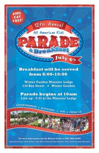 All American Kids Parade