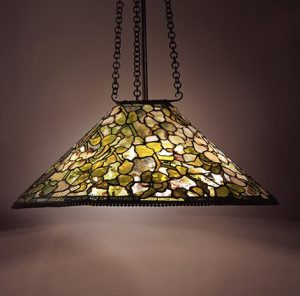 Tiffany Lamps and Lighting from the Morse Collecti...