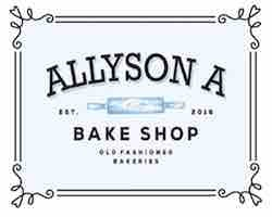 Allyson A Bake Shop