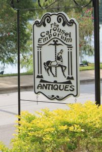 The Carousel Emporium, Antiques & Fine Art Gallery