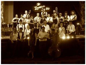 The Licorice Sticks Clarinet Orchestra