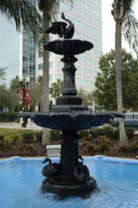Frank Sperry Fountain