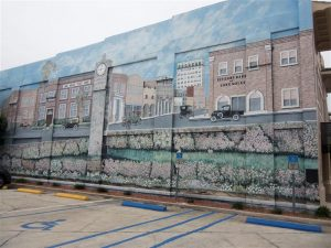Downtown City Mural