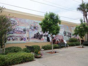 Wells Fargo Mural