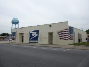 US Post Office Annex